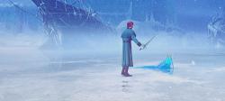 Frozen times : Anna saves Elsa