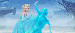 Frozen times : Elsa is feeling guilty
