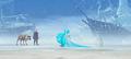 Frozen times : Elsa's sisterly love - disney-princess photo