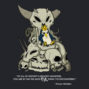 Fudging EVIL!