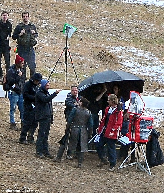 Game of Thrones - Season 6 - Filming - Game of Thrones Photo