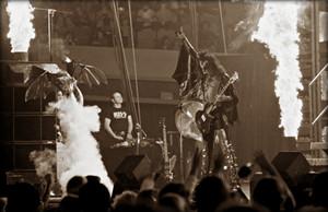 Gene ~Atlanta Georgia...December 30, 1977 Alive II Tour