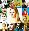 Photo to Painting Georgina Haig Collage - georgina-haig fan art