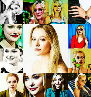 Foto to Painting Georgina Haig Collage