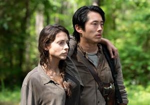 6x03 ~ Thank You ~ Glenn & Annie