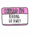 Go Away - books-to-read fan art