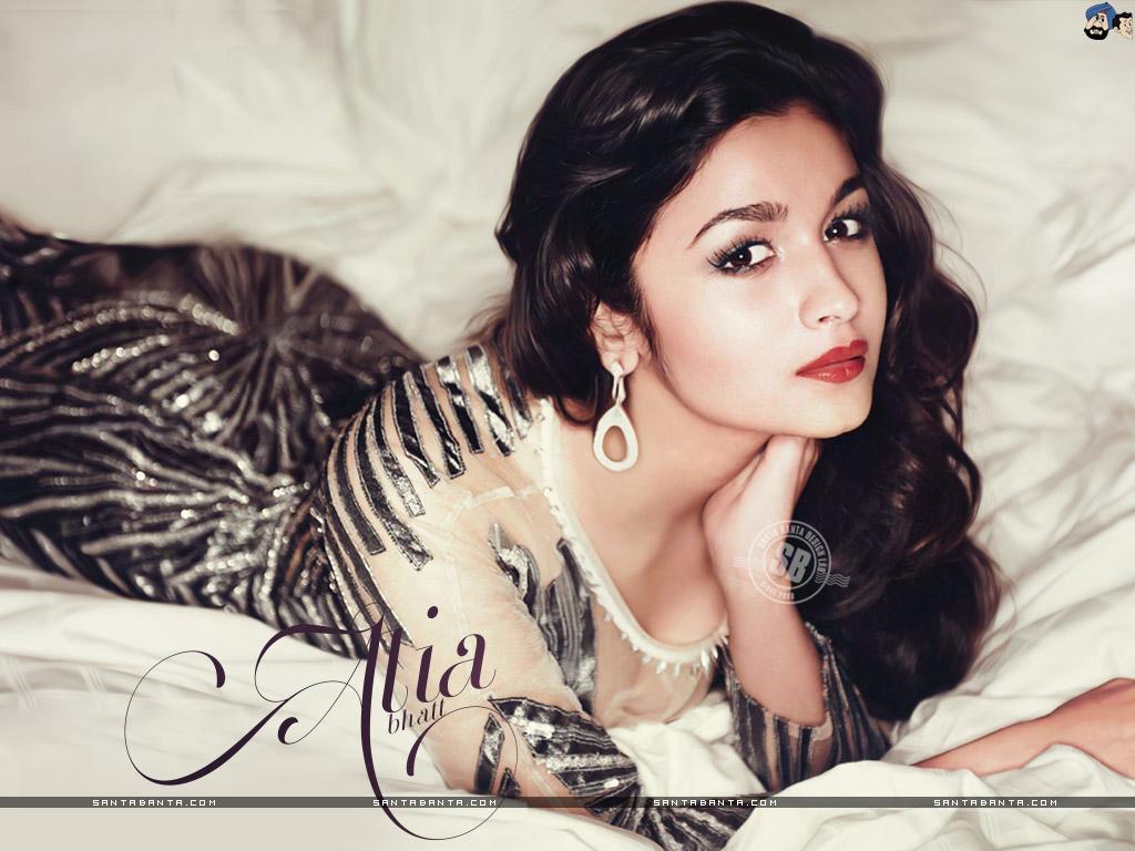 Gorgeous Alia Bhatt hình nền