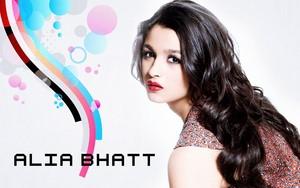 Gorgeous Alia Bhatt वॉलपेपर