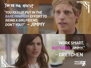 Gretchen and Jimmy