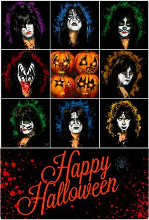 Halloween KISS'es
