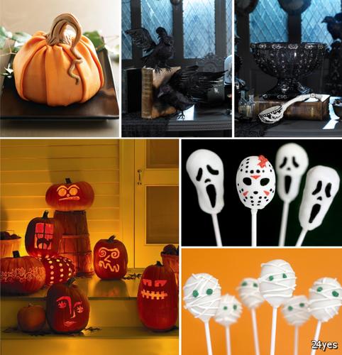Поделки на хэллоуин своими руками в домашних условиях 33