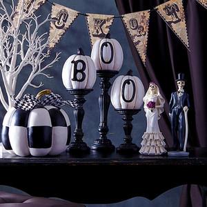 할로윈 decorations
