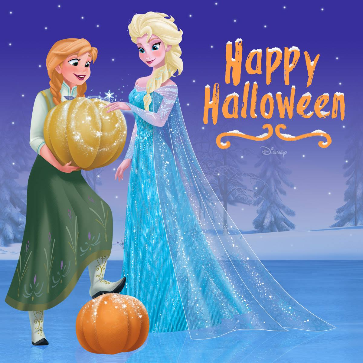 Frozen Images Happy Halloween Hd Wallpaper And Background Photos
