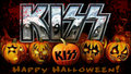 Happy Halloween - kiss wallpaper