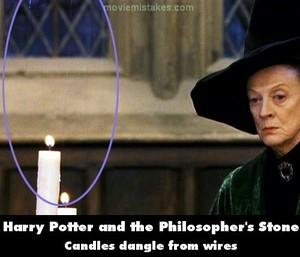 Harry Potter Faults