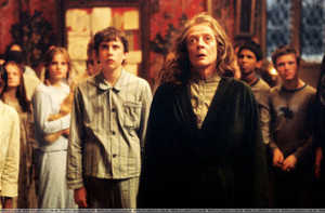 Harry Potter POA Deleted scene