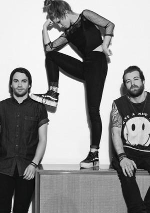 Hayley Williams - Paramore Rock Sound photoshoot