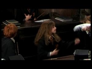 Hermione BTS