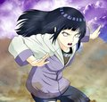 Hinata Fighting Stance