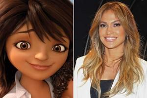 início Tips mom Lucy voiced por Jennifer Lopez