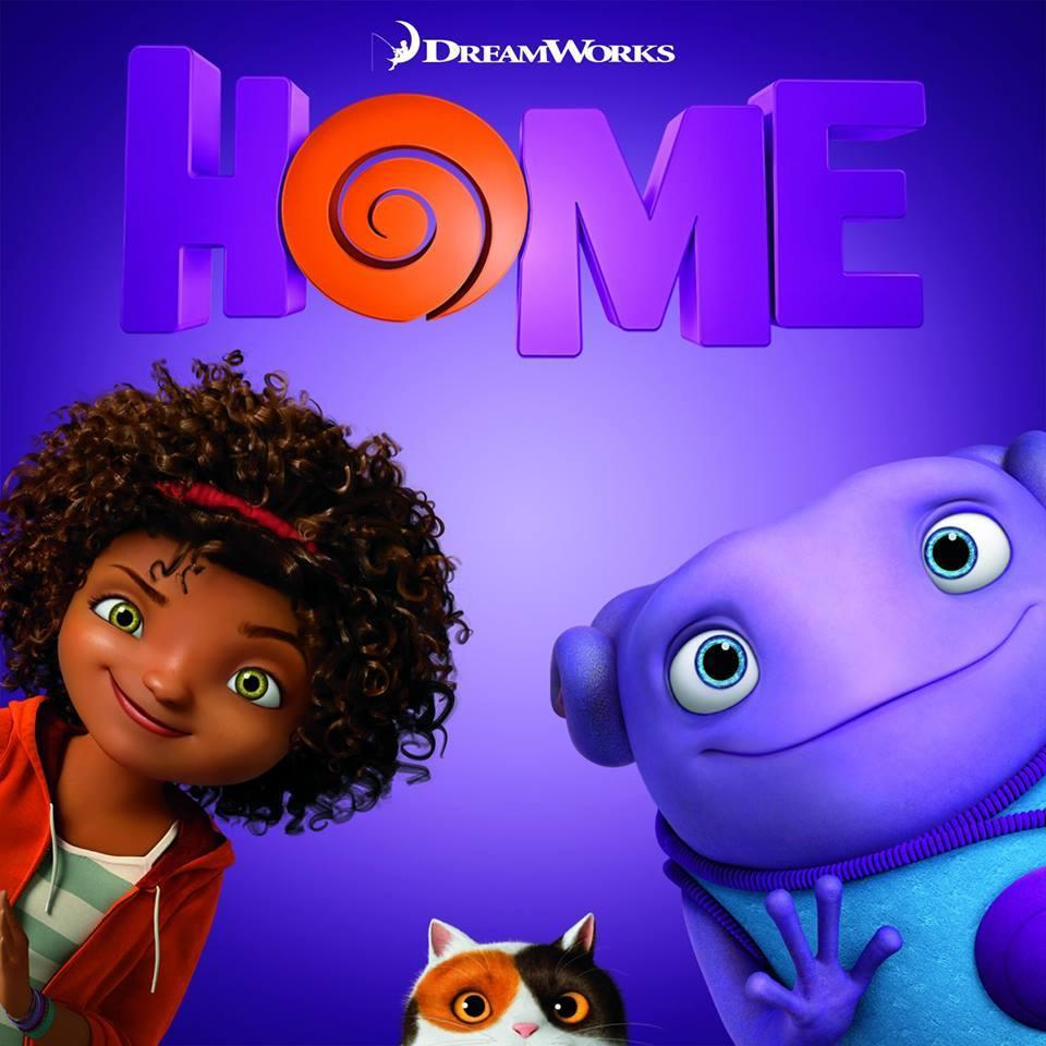 Home A  Movie Images Home Poster Hd Wallpaper And Background Photos