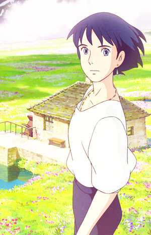 Howl's Moving Castle - Howl phone background