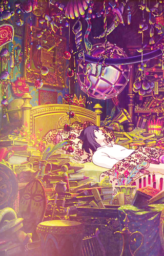 Howls Moving Castle Wallpaper Probably With A Concert And Drummer Entitled