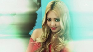 Hyoyeon mr mr screencap