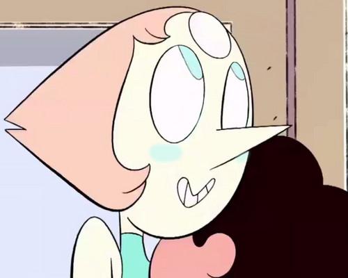 steven universe fondo de pantalla containing anime titled I amor pearl