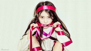 iu CHAT-SHIRE Teaser wallpaper por IUmushimushi