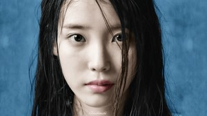 [Teaser 1] IU(아이유) _ The shower(푸르던) wallpaper 1920x1080