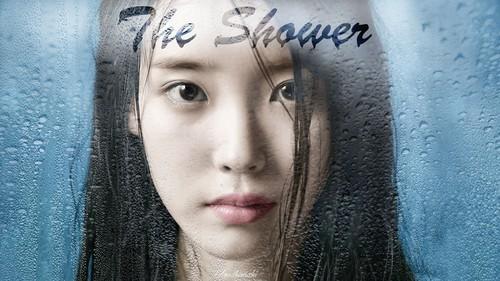 IU wallpaper entitled [Teaser 1] IU(아이유) _ The shower(푸르던) Wallpaper 1920x1080 (Ver.2)