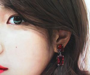 IU fanart bởi bae sanghyuk
