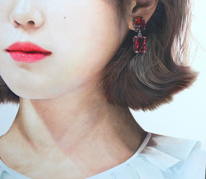 IU fanart سے طرف کی bae sanghyuk
