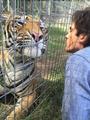 Ian and Tiger - ian-somerhalder photo
