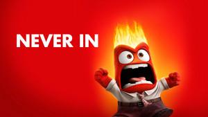 Inside Out Anger - hình nền