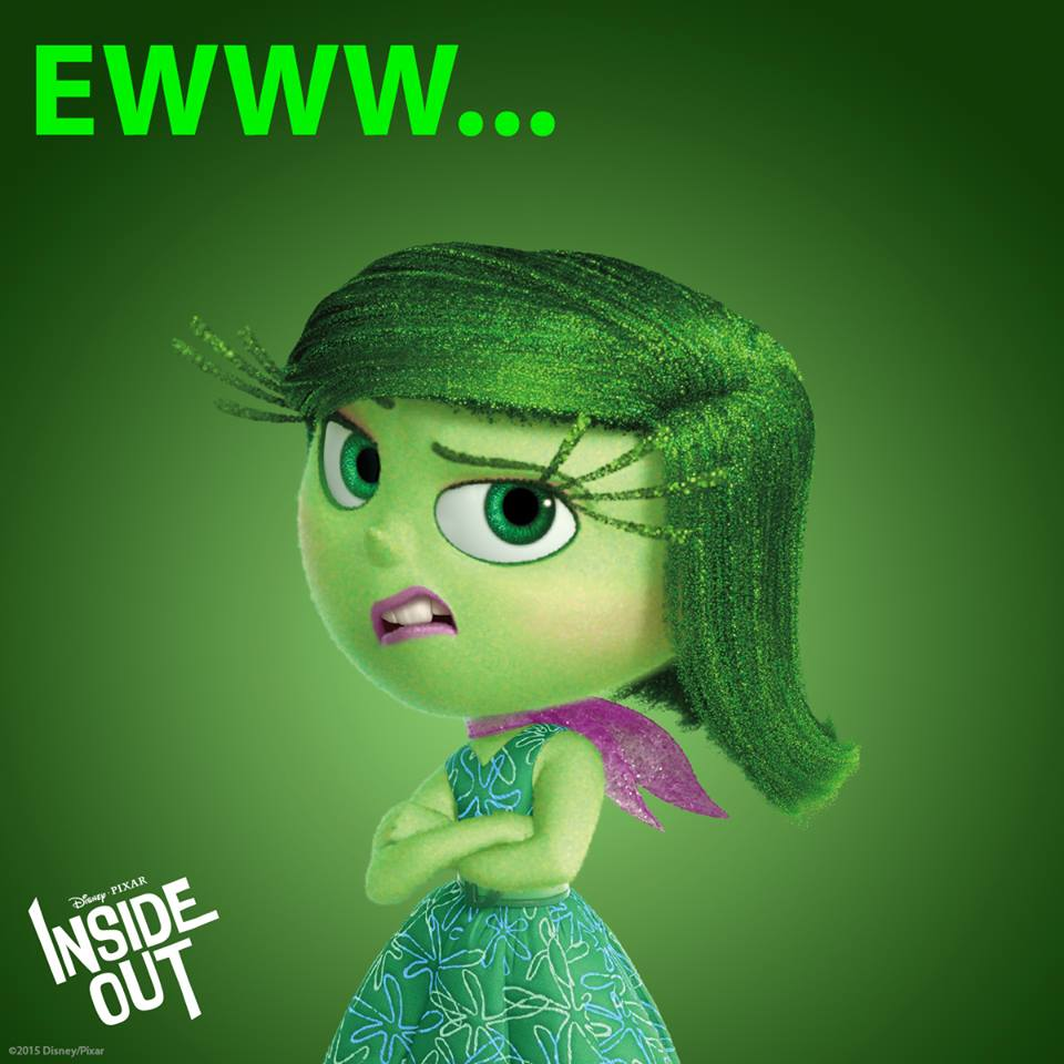 Inside Out - Disgust - Inside Out Photo (38926954) - Fanpop
