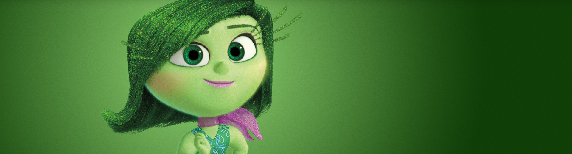 Inside Out - Disgust - Inside Out Photo (38926962) - Fanpop