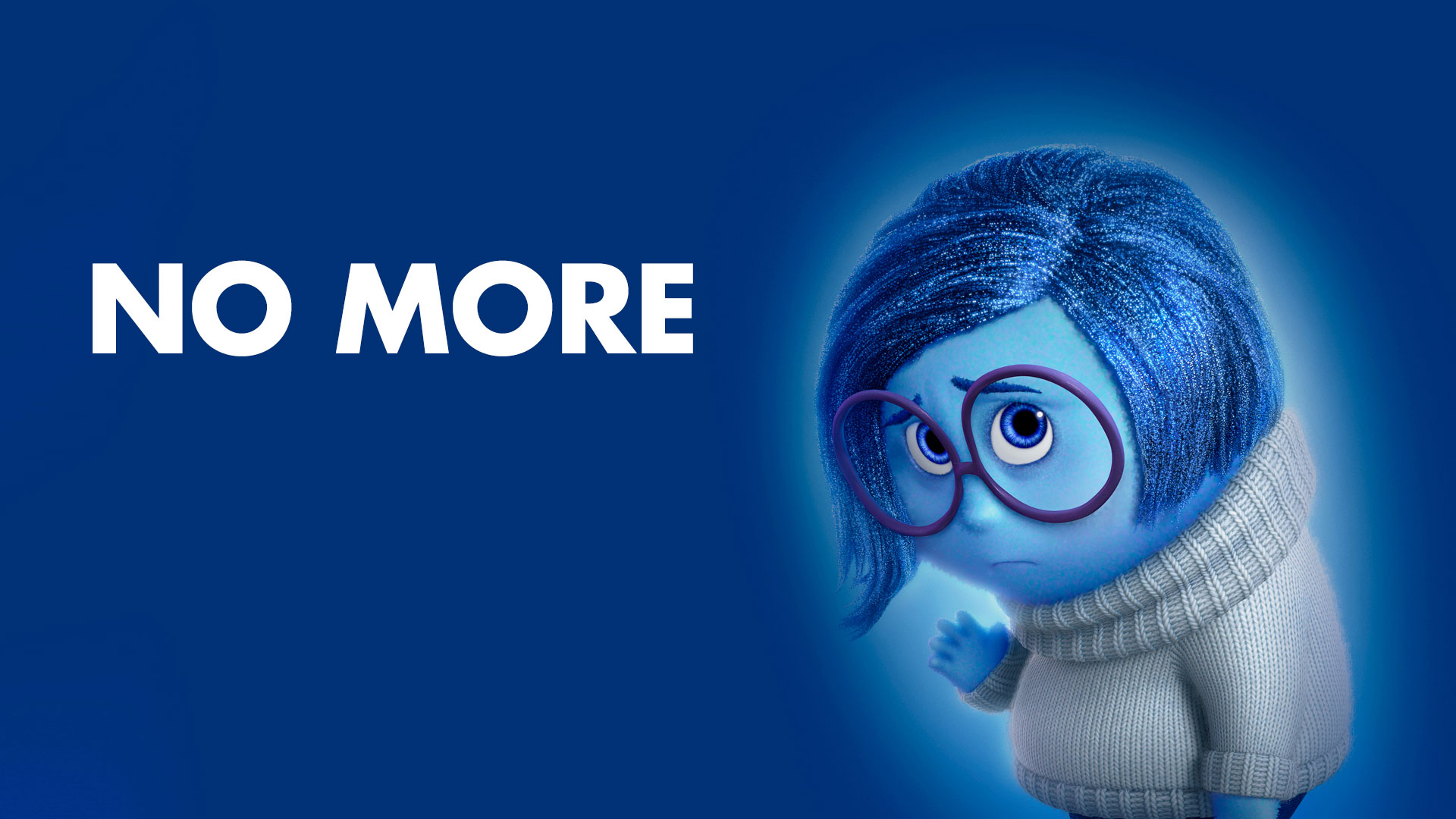 Inside Out Sadness - achtergrond
