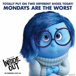 Inside Out - Sadness