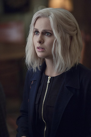 "Izombie ""Love & Basketball"" promotional picture"