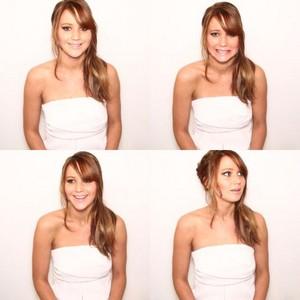 Jennifer Lawrence Collage