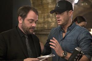 Jensen Directing Сверхъестественное