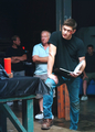 Jensen Directing Supernatural - jensen-ackles photo