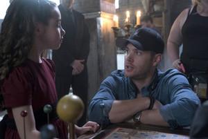 Jensen Directing Supernatural