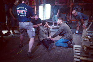 Jensen Directing supernatural