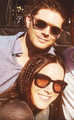 Jensen and Danneel - jensen-ackles photo