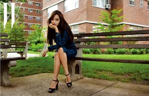 Jessica Jung for W Korea November Issue