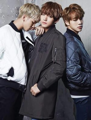 Jin/Rapmonster/V~Bangtan boys♔♥