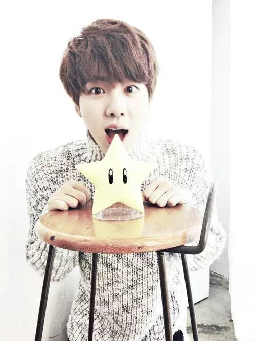 Jin hottie ♔♥